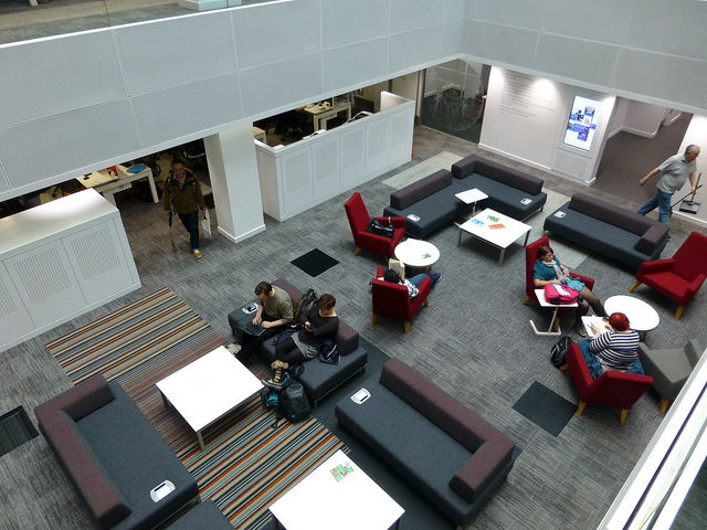 Learning commons 1