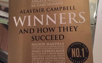 """Winners"" by Alastair Campbell and the application of OST"