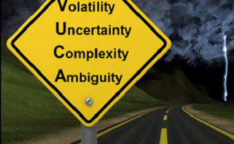 Agility in a VUCA world